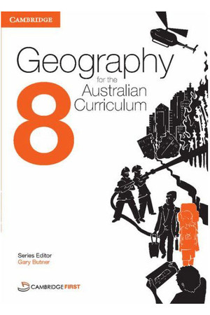Geography for the Australian Curriculum - Year 8: Print & Digital