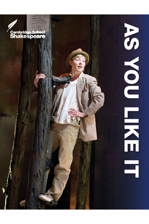 Cambridge School Shakespeare - As You Like It (3rd Edition)