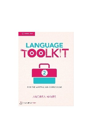 Language Toolkit 2 for the Australian Curriculum - Print