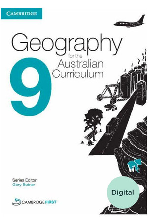 Geography for the Australian Curriculum - Year 9 (Digital Access Only)