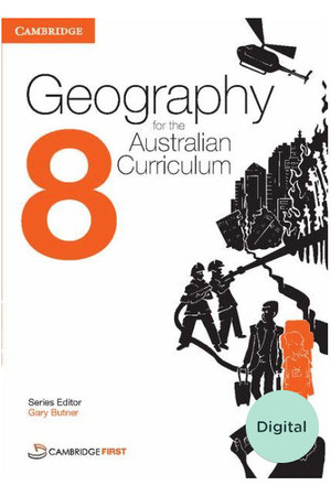 Geography for the Australian Curriculum - Year 8 (Digital Access Only)