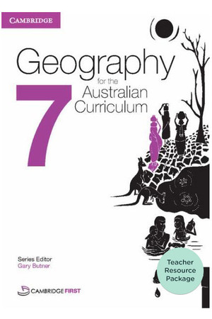 Geography for the Australian Curriculum - Year 7: Teacher Resource Package (Digital Access Only)