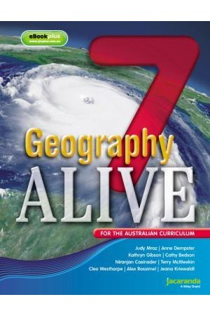 Geography Alive 7 for the Australian Curriculum - eBookPLUS