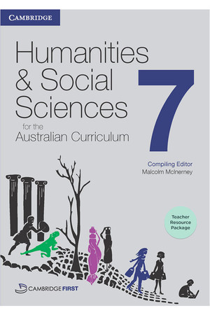 Humanities and Social Sciences for the Australian Curriculum - Year 7: Teacher Resource Package (Digital Access Only)