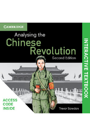 Analysing the Chinese Revolution - 2nd Edition (Digital Access Only)