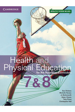 Health and Physical Education for the AC - Years 7 & 8: Student Book (Print and Digital)