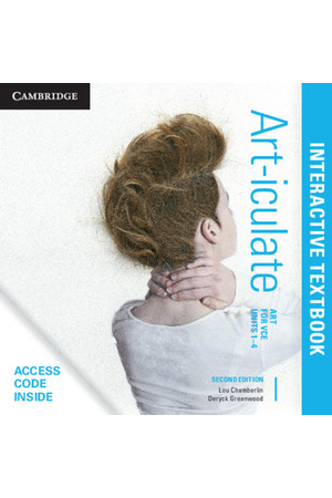 Art-iculate - Art for VCE: 2nd Edition (Digital Access Only)