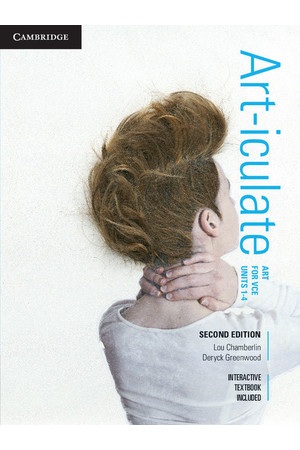 Art-iculate - Art for VCE: 2nd Edition (Print & Digital)