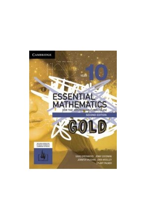 Essential Mathematics GOLD for the AC (2nd Edition) - Year 10: Student Book (Print & Digital)