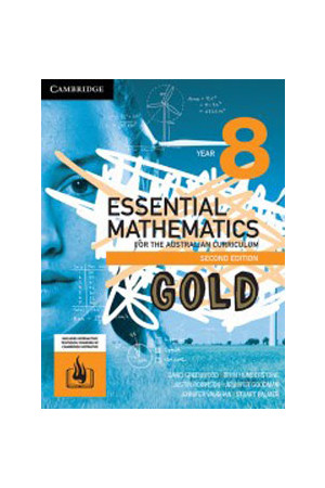 Essential Mathematics GOLD for the Australian Curriculum: Year 8 (Second Edition)