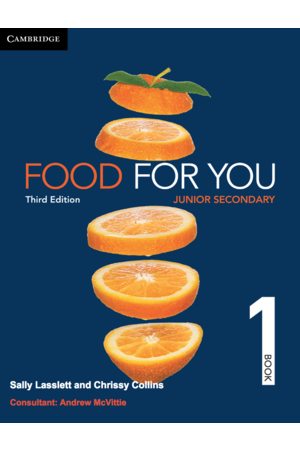 Food For You (3rd Edition) - Student Book: Book 1 (Print & Digital)