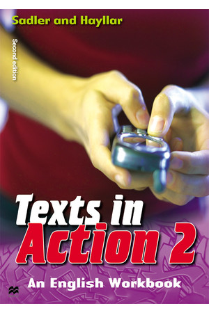 Texts in Action - Student Workbook 2 (Second Edition)