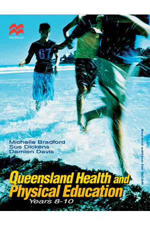 Queensland Health and Physical Education: Years 8-10 - Student Book + CD (Second Edition)