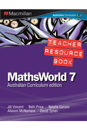 MathsWorld 7 - Teacher Edition + Digital Support