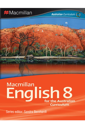 Macmillan English 8 - Print & eBook