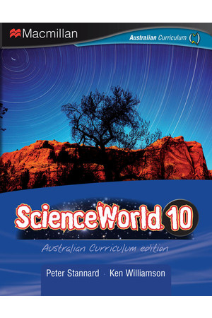 ScienceWorld 10 - Print & eBook
