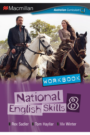 National English Skills 8 - Workbook