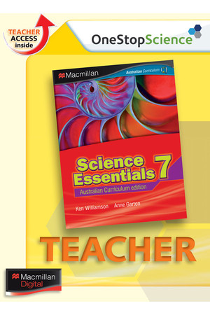 Science Essentials 7 - Digital Teacher Support