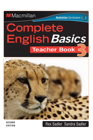 Complete English Basics 3 - 2nd Edition: Teacher Book