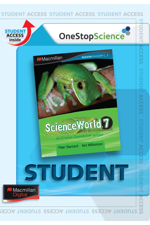ScienceWorld 7 (Digital Access Only)