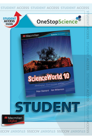 ScienceWorld 10 (Digital Access Only)