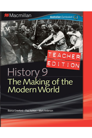 Macmillan History 9 -  The Making of the Modern World: Teacher Edition