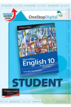 Macmillan English 10 - eBook