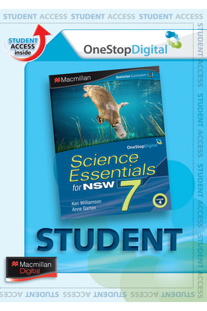 Science Essentials 7 for NSW (Digital Access Only)
