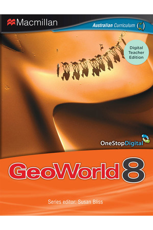 GeoWorld 8 - Digital Teacher Edition (Digital Access Only)