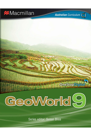 GeoWorld 9 - Print & Digital