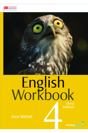 English Workbook 4 - Third Edition (Digital Access Only)