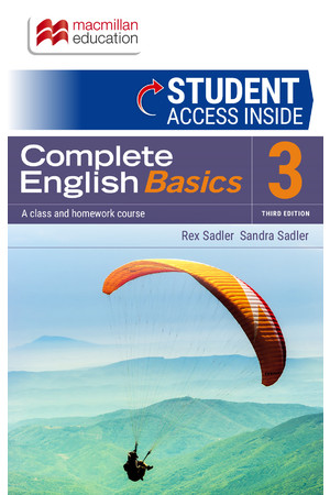 Complete English Basics 3 (3rd Edition) - (Digital Access Only)