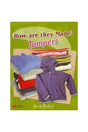 How are they Made? - Jumpers