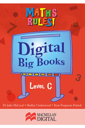 Maths Rules! - Digital Big Books: Level C