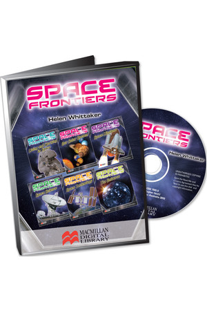Thinking Themes - Space Frontiers: Digital Book Set