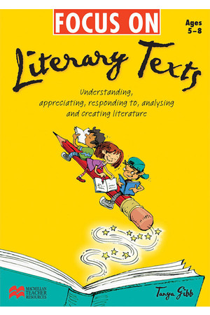 Focus on Literary Texts + CD - Ages 5-8
