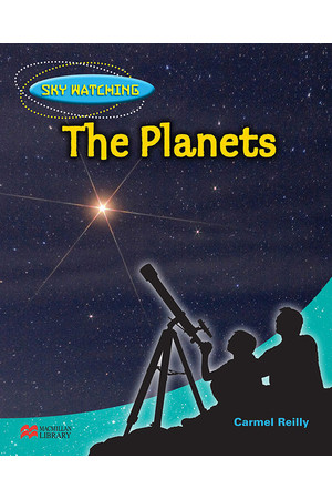 Thinking Themes - Sky Watching: Hardback Book - The Planets