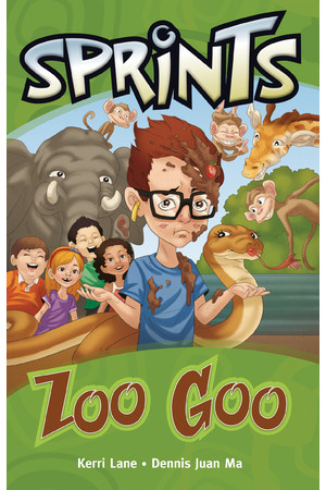 Springboard Sprints - Green (Set 1): Zoo Goo