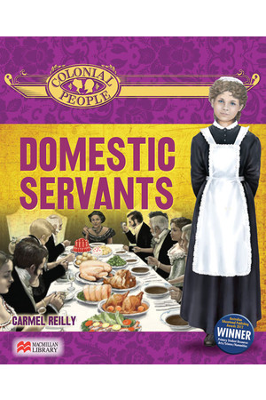 Colonial People Series - Domestic Servants