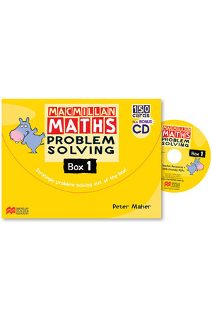 Macmillan Maths - Problem Solving Box: Year 1