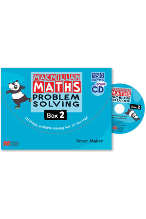 Macmillan Maths - Problem Solving Box: Year 2