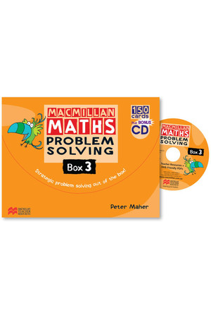 Macmillan Maths - Problem Solving Box: Year 3