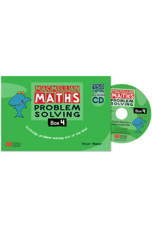 Macmillan Maths - Problem Solving Box:  Year 4