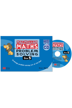 Macmillan Maths - Problem Solving Box: Year 5