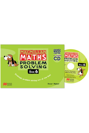 Macmillan Maths - Problem Solving Box: Year 6