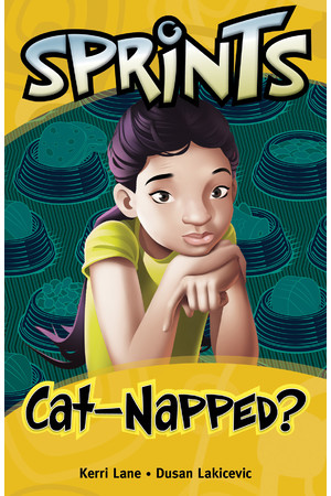 Springboard Sprints - Yellow (Set 2): Cat-Napped?