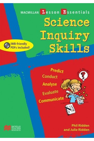 Macmillan Lesson Essentials: Science Inquiry Skills + CD