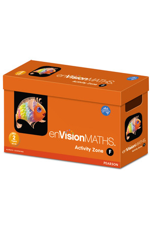 enVisionMATHS - Foundation: Activity Zone Box