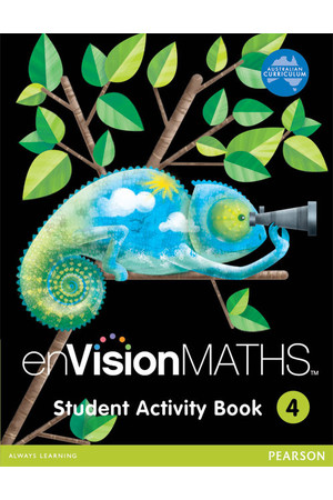 enVisionMATHS - Year 4: Student Activity Book