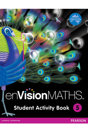 enVisionMATHS - Year 5: Student Activity Book